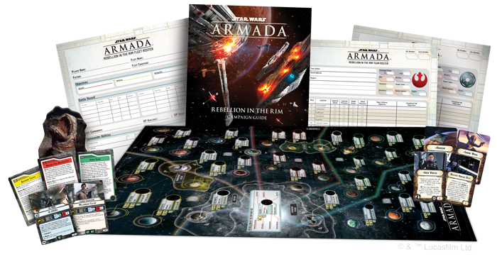 Armada: Rebellion in the Rim Campaign Expansion