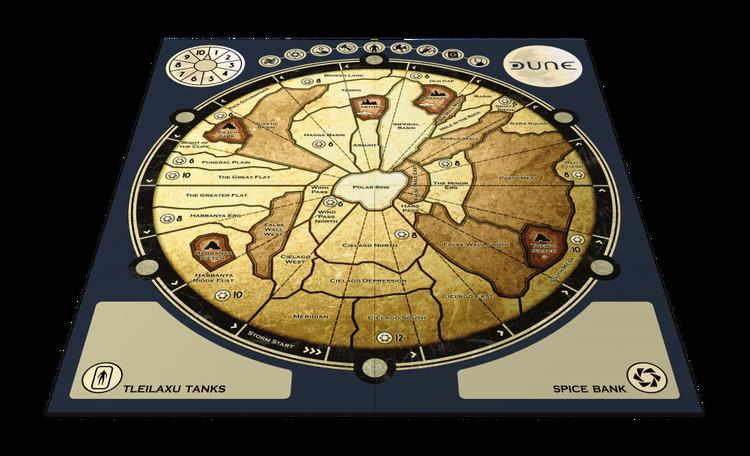 Dune Boardgame