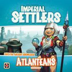 Imperial Settlers: Atlanteans (expansion)