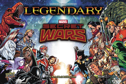 Legendary A Marvel Deckbuilding Game SECRET WARS Volume 2