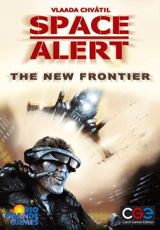 Space Alert: New Frontier (Exp.)
