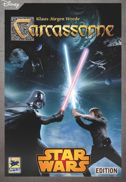 Carcassonne - Star Wars Edition