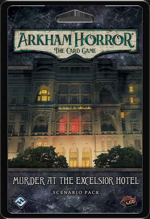 Arkham Horror CG - Murder at the Excelsior Hotel