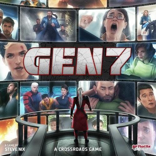 Gen7: A Crossroads Game (2018)