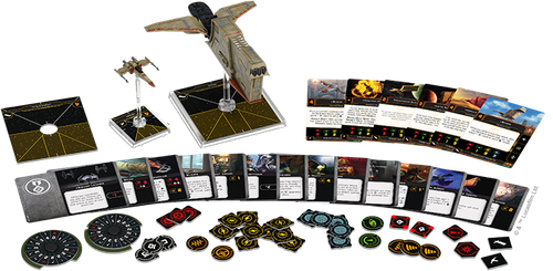 X-Wing (2nd Ed): Hound's Tooth