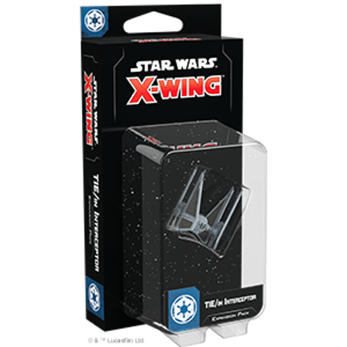 X-Wing (2nd Ed): TIE/in Interceptor