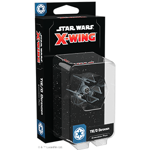 X-Wing (2nd Ed): TIE/D Defender