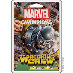 Marvel Champions CG: The Wrecking Crew Scenario Pack