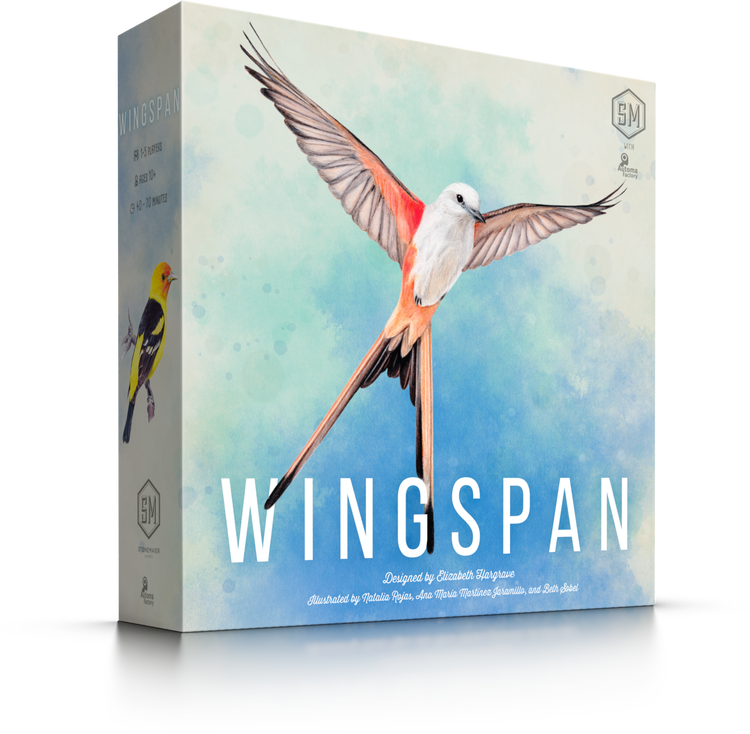 Wingspan 2nd Edition