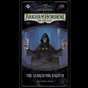 Arkham Horror CG - The Search for Kadath
