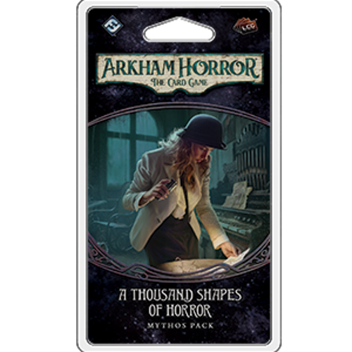 Arkham Horror CG - A Thousand Shapes of Horror
