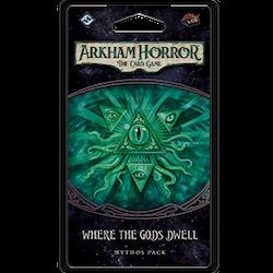 Arkham Horror CG - Where the Gods Dwell PRE-ORDER