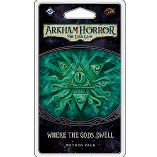 Arkham Horror CG - Where the Gods Dwell
