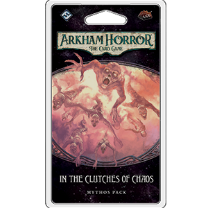 Arkham Horror CG: In the Clutches of Chaos Mythos Pack