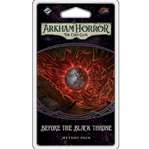Arkham Horror CG: Before the Black Throne