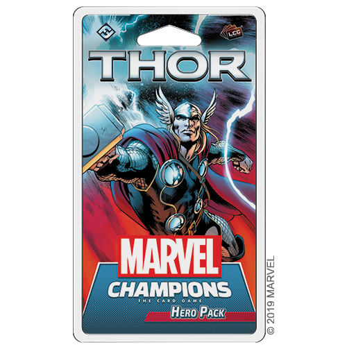 Marvel Champions CG: Thor Hero Pack