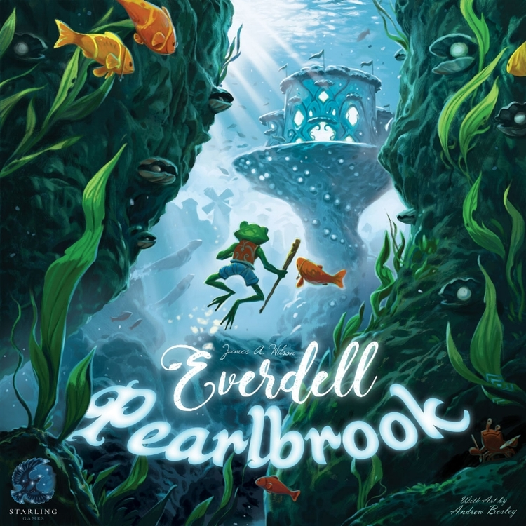 Everdell: Pearlbrook (expansion)