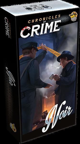 Chronicles of Crime: Noir (expansion)