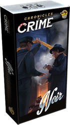 Chronicles of Crime: Noir (expansion)