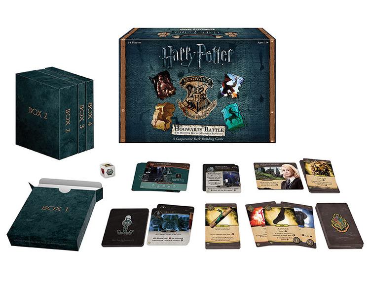 Harry Potter: Hogwarts Battle - The Monster Box of Monsters