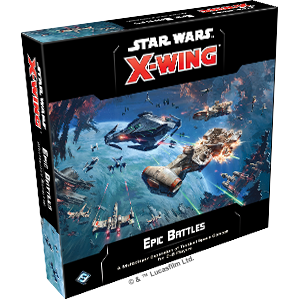 X-Wing Epic Battles Multiplayer Expansion