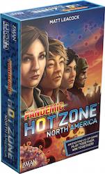 Pandemic Hot Zone North America (NORDIC)