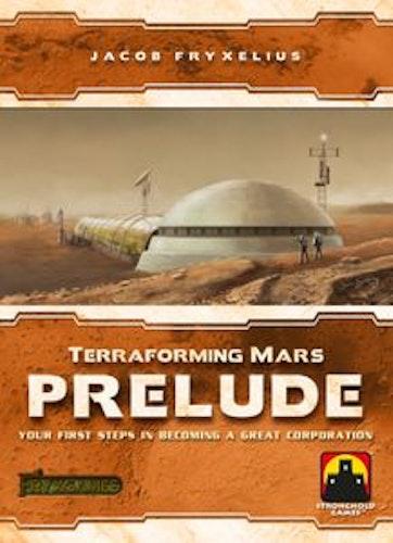 Terraforming Mars: Prelude