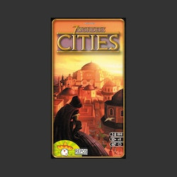 7 Wonders: Cities (Exp.) Svenska