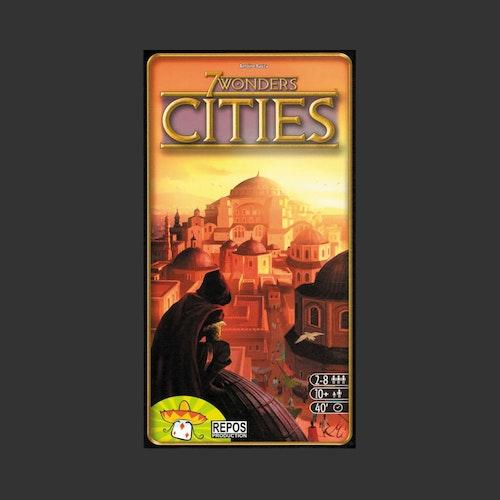 7 Wonders: Cities (Exp.) Svenska