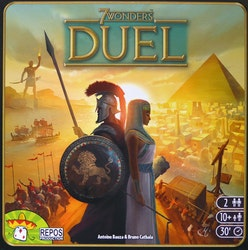 7 Wonders: Duel (SVENSKA)