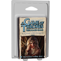 A Game of Thrones (2nd Ed.): A Dance with Dragons (Expansion)