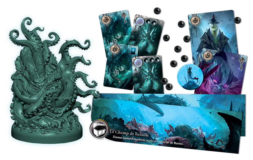 Abyss: Kraken (expansion)