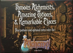 Alchemy!: Famous Alchemists, Amazing Potions, & Remarkable Places (Expansion)