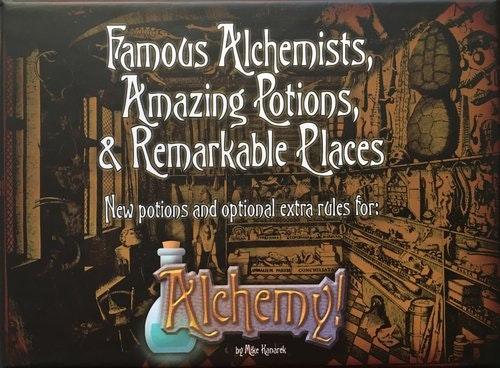 Alchemy!: Famous Alchemists, Amazing Potions, & Remarkable Places (Expansion)