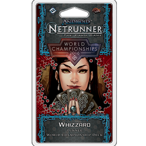 Android Netrunner World Championships 2016 Deck Wizzard