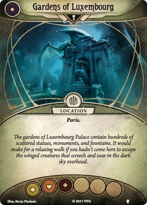 Arkham Horror CG - A Phantom of Truth