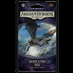 Arkham Horror CG - Black Stars Rise
