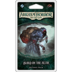 Arkham Horror CG - Blood on the Altar