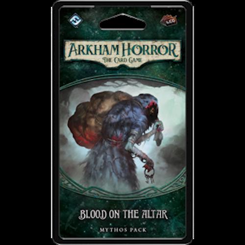 Arkham Horror CG - Blood on the Altar