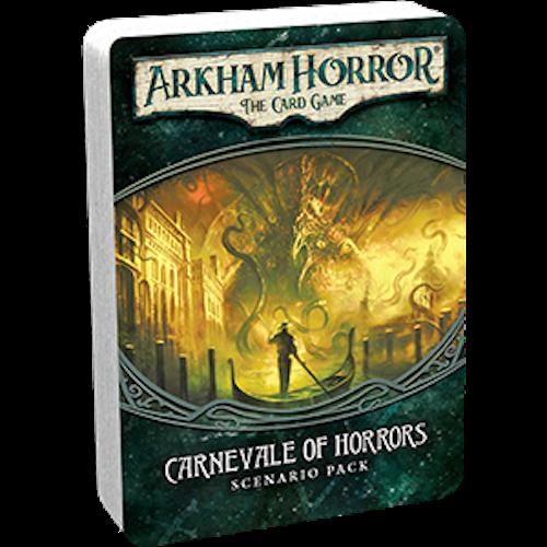 Arkham Horror CG - Carnevale of Horrors