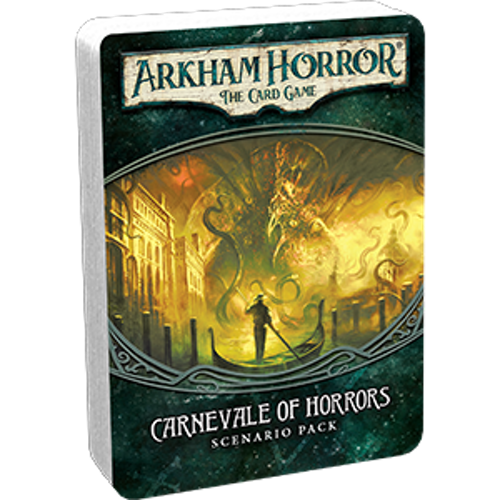 Arkham Horror CG - Carnevale of Horrors