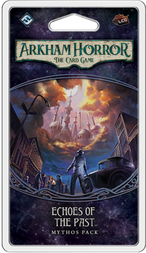 Arkham Horror CG - Echoes of the Past