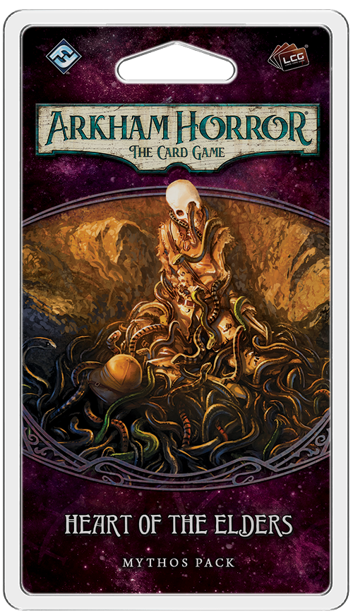 Arkham Horror CG - Heart of the Elders: Mythos Pack