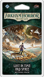 Arkham Horror CG - Lost in Time and Space