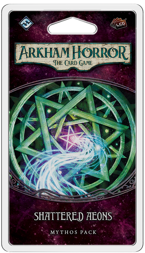 Arkham Horror CG - Shattered Aeons: Mythos Pack