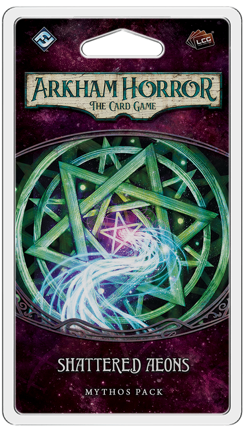 Arkham Horror CG - Shattered Aeons: Mythos Pack