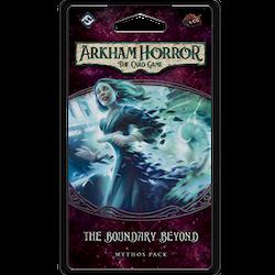 Arkham Horror CG - The Boundary Beyond: Mythos Pack