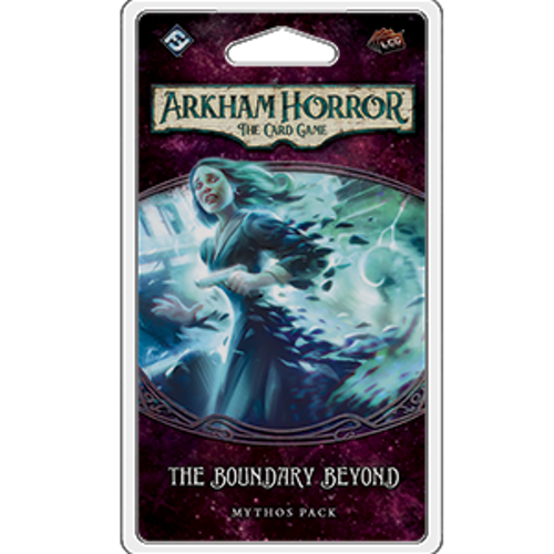 Arkham Horror CG - The Boundary Beyond: Mythos Pack