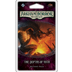Arkham Horror CG - The Depths of Yoth Mythos Pack