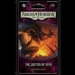 Arkham Horror CG - The Depths of Yoth Mythos Pack